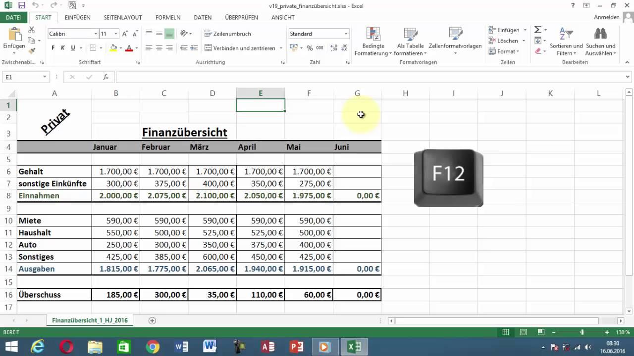 Excel Tipps und Tricks #19 Arbeitsmappe schützen / Verschlüsselung ...