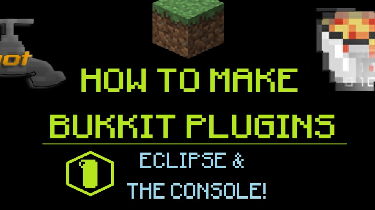 Plugin Tutorial - Official BukkitWiki