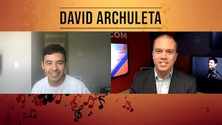 David Archuleta excited to return to eastern Idaho for his first concert this year