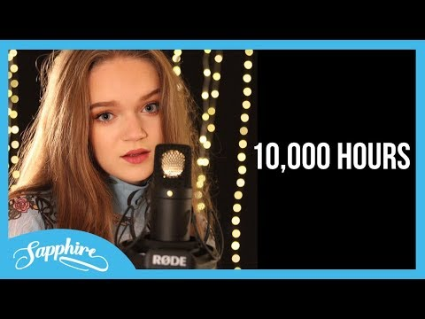 Dan + Shay, Justin Bieber - 10,000 Hours | Cover by Sapphire