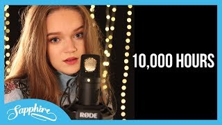 Dan + Shay, Justin Bieber - 10,000 Hours | Cover by Sapphire Video