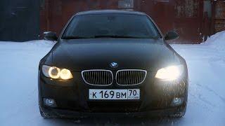Замена лампы ксенона на BMW E90