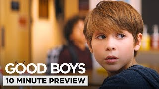 Good Boys | 10 Minute Preview | Own it now on Blu-ray, DVD, & Digital