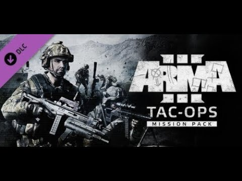 Arma 3 Tac Ops - After Action Reports (Beyond Hope, Stepping Stone, Steel Pegasus)