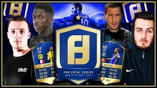 Pro f8tal ???? tots hazard - quarterfinal vs gorilla // fifa 17 ultimate team