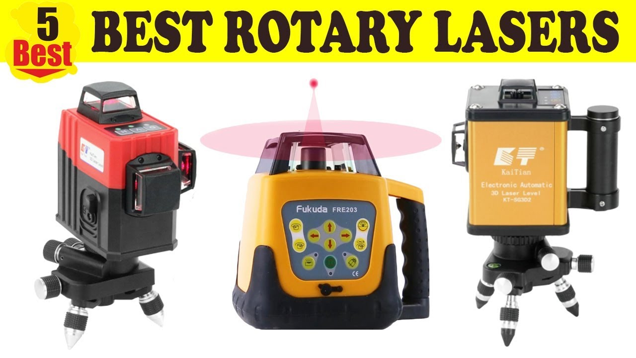5 Best Rotary Laser Levels Which Rotary Laser Level