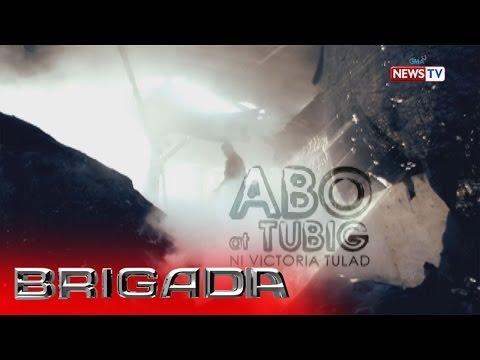 Brigada: Isang siyudad sa Malabon, nababalot ng uling at kulang sa tubig