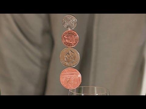 Amazing Ways to Balance Coins