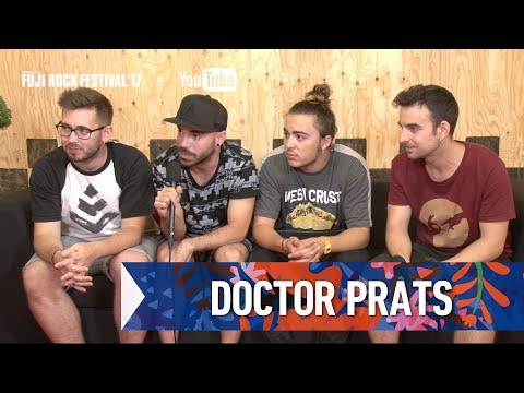 DOCTOR PRATS FRF'17 DAY1 INTERVIEW