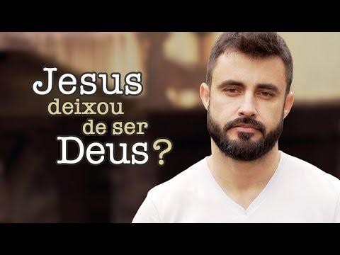 Jesus Cristo deixou de ser Deus? | Vai na Bíblia