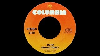Toto ft Cheryl Lynn ~ Georgy Porgy 1979 Disco Purrfection Version