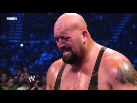 Thumbnail: Big Show accidentally tramples AJ Lee: SmackDown, January 13, 2012