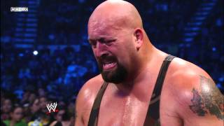 Big Show accidentally tramples AJ Lee: SmackDown, January 13, 2012 thumbnail