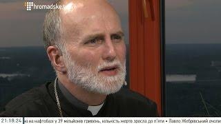 Борис Гудзяк: Папа не має ілюзій щодо російської пропаганди