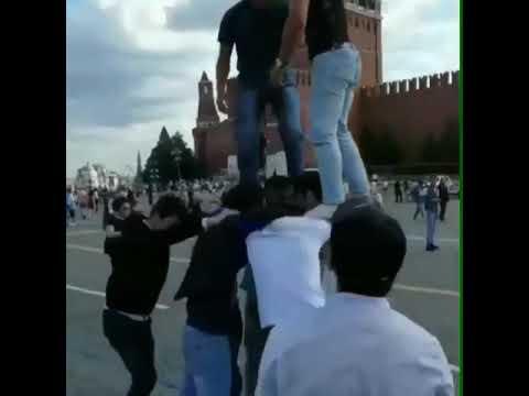 Таджики на Москва