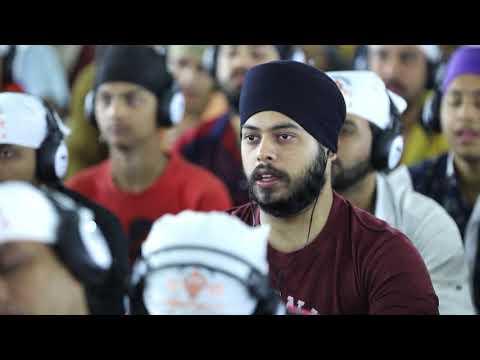 Amritvela   2 Nov 2017    Bhai Gurpreet Singh Rinku Vir Ji Bombay Wale   Live HD Video