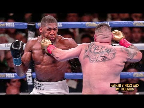 """""""ANTHONY JOSHUA HAS A GLASS JAW""""!!! - FACTORS WHICH AFFECT PUNCH RESISTANCE"""