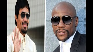 BREAKING NEWS: FLOYD MAYWEATHER ANNOUNCES PACQUIAO REMATCH NEGOTIATION STARTED, SAUDI ARABIA MAYBE