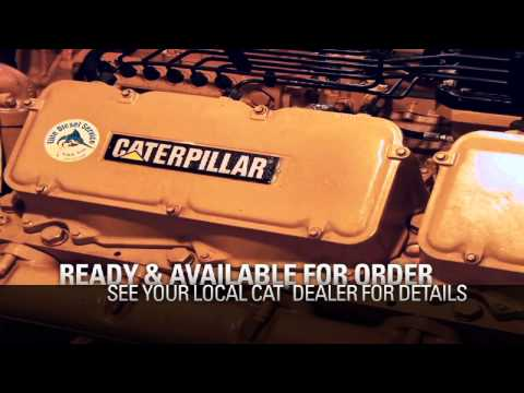 Caterpillar Marine Power Systems @ International WorkBoat Show, New Orleans