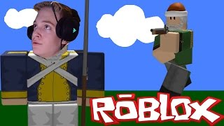 ROBLOX CIVIL WAR! / Roblox Blood and Iron / TDOC 10