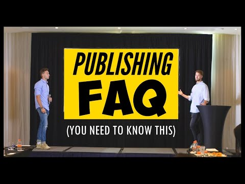 The 20 Questions All Beginners Ask About Book Publishing on Amazon
