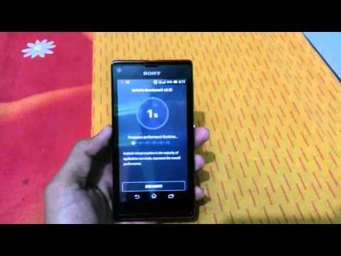 Sony Xperia L Sd