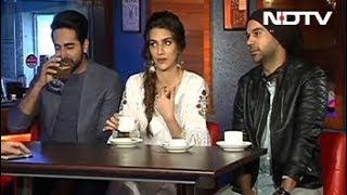 Kriti Sanon Enacts One Hilarious Scene From Bareilly Ki Barfi