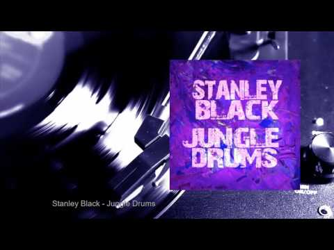 Stanley Black - Jungle Drums (Full Album)