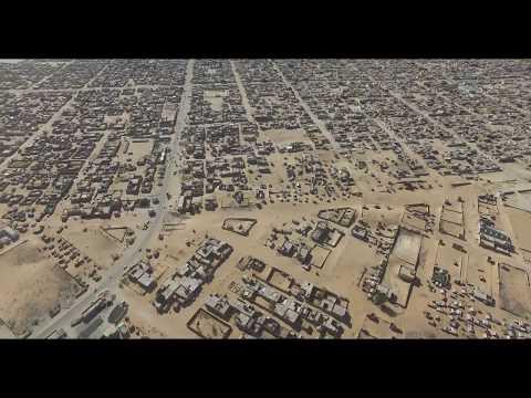 Dji phantom 3 pro Flight Nouakchott, Mauritainia