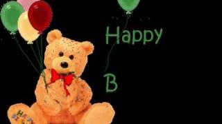 happy birthday music box