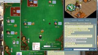 Puzzle Pirates Poker - Making Millions 2