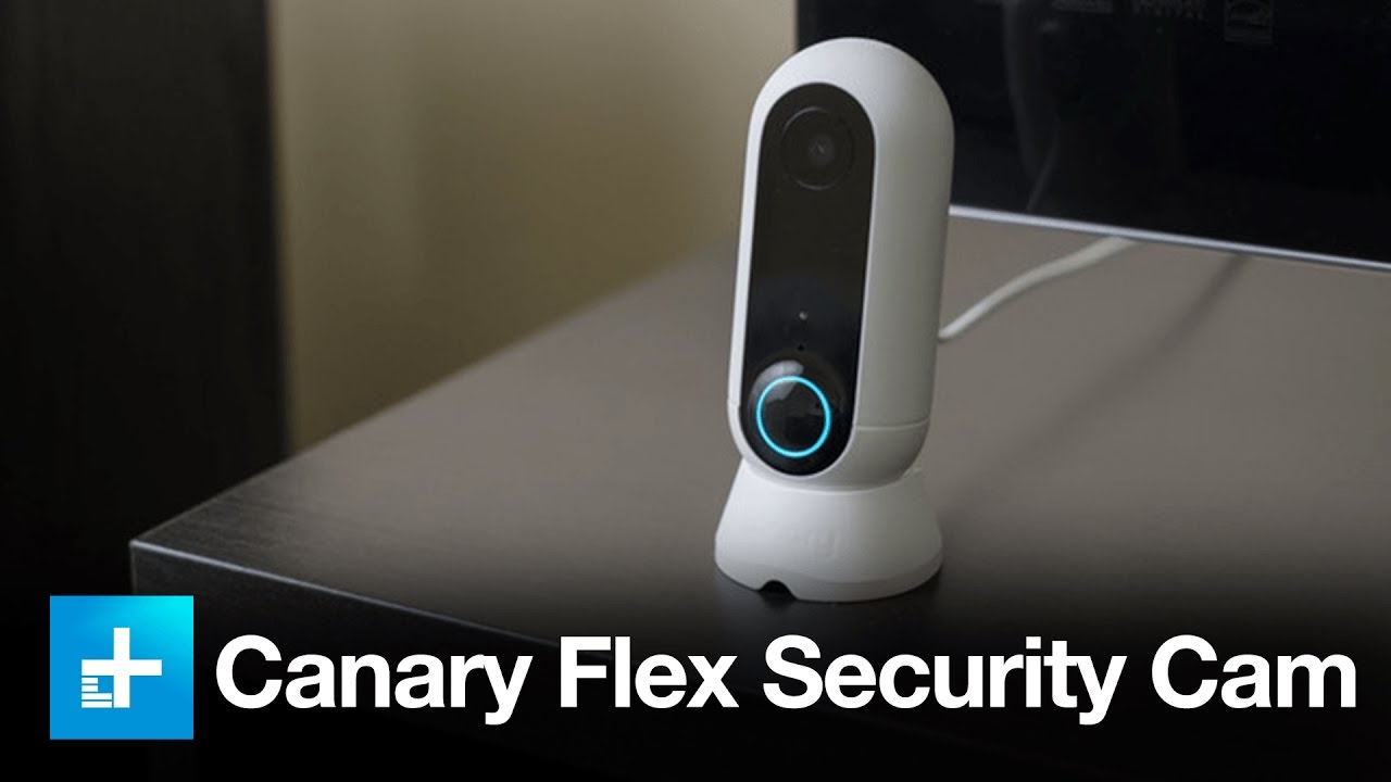 Canary Camera Review >> Canary Flex Smarthome Camera Hands On Review Youtube
