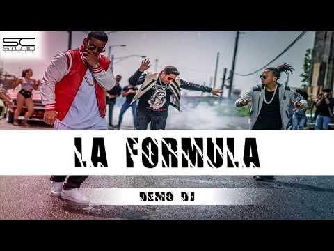 La Formula - De La Ghetto, Daddy Yankee, Ozuna - Demo Dj - (sc studio group)