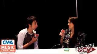 mo pitney cma fest 2015 interview