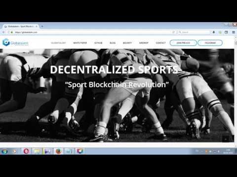 GlobaTalent - Project Overview. ICO - EN