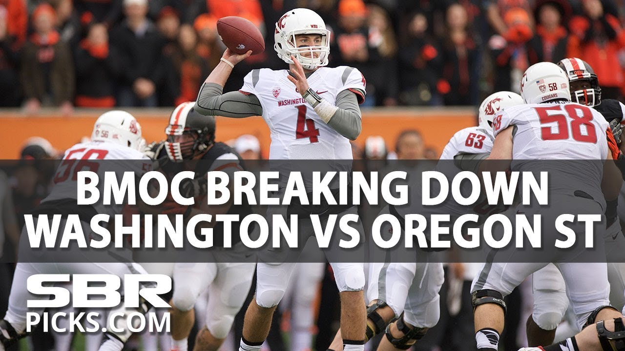 Free College Football Picks   Washington vs Oregon St ...