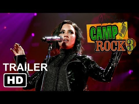 Camp Rock 3 2018 Teaser Trailer #1  Concept Disney Musical Movie HD