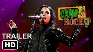 Camp Rock 3 (2018) Teaser Trailer #1 - Concept Disney Musical Movie HD