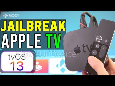 Jailbreak Apple TV 4 On TvOS 13 - TvOS 13.2 With Checkra1n! NO 4K IOS 13 (KODI & More)