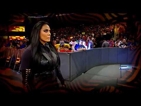 Tamina titantron with new theme