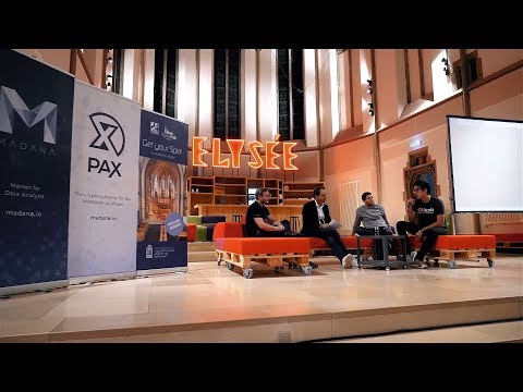 Blockchain, Bitcoin & Co. - MADANA and Lisk at the Digital Church