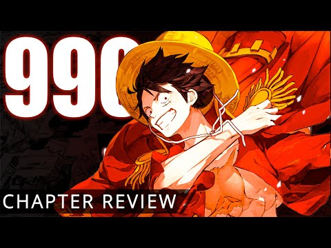 One Piece Chapter 990 Review & Analysis