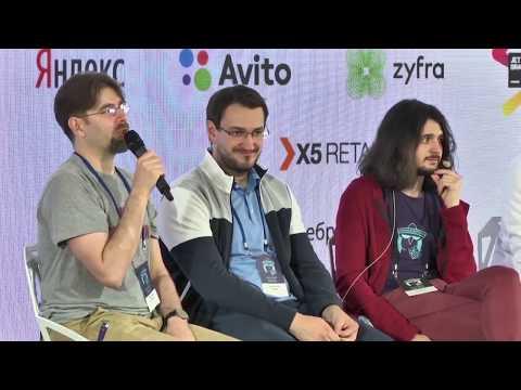 Innovation Board Panel – Андрей Черток, Александр Крайнов, Антон Уваров, Александр Ханин