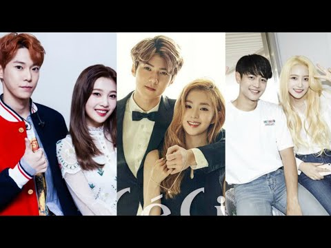 RED VELVET AND SM BOYS MOMENTS