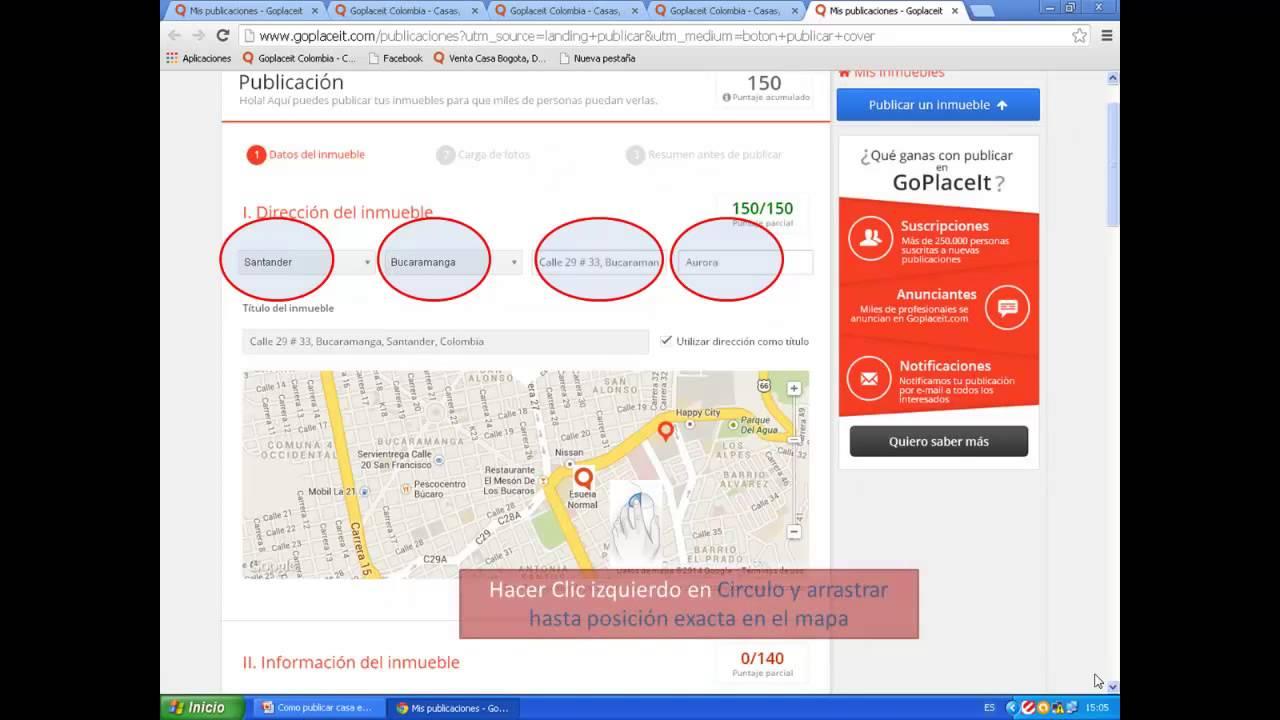 Como publicar gratis venta o alquiler casas o apartamen for Paginas web alquiler pisos