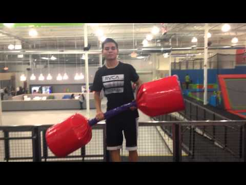 rush-air-sports---bakersfield's-first-indoor-trampoline-park