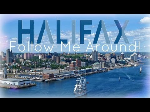 FOLLOW ME AROUND (Halifax, Nova Scotia)