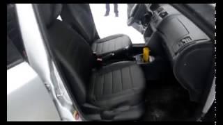 Авточехлы Avto-Mania L-Line для Skoda Fabia спинка 40/60