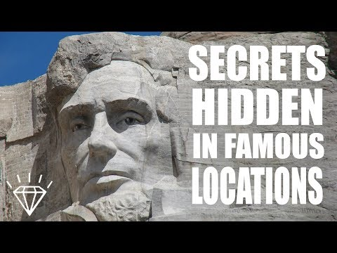 10 Secrets Hidden Inside Famous Locations