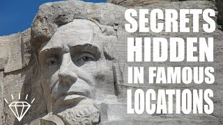 Secrets Hidden Inside Famous Locations